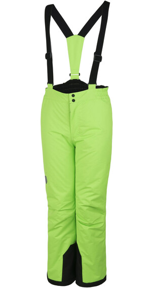 Color Kids Salix Cover Pants Green Gecko
